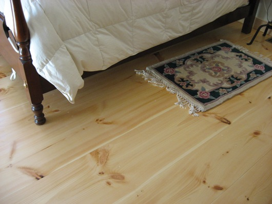 Eastern Pine Wood Floor