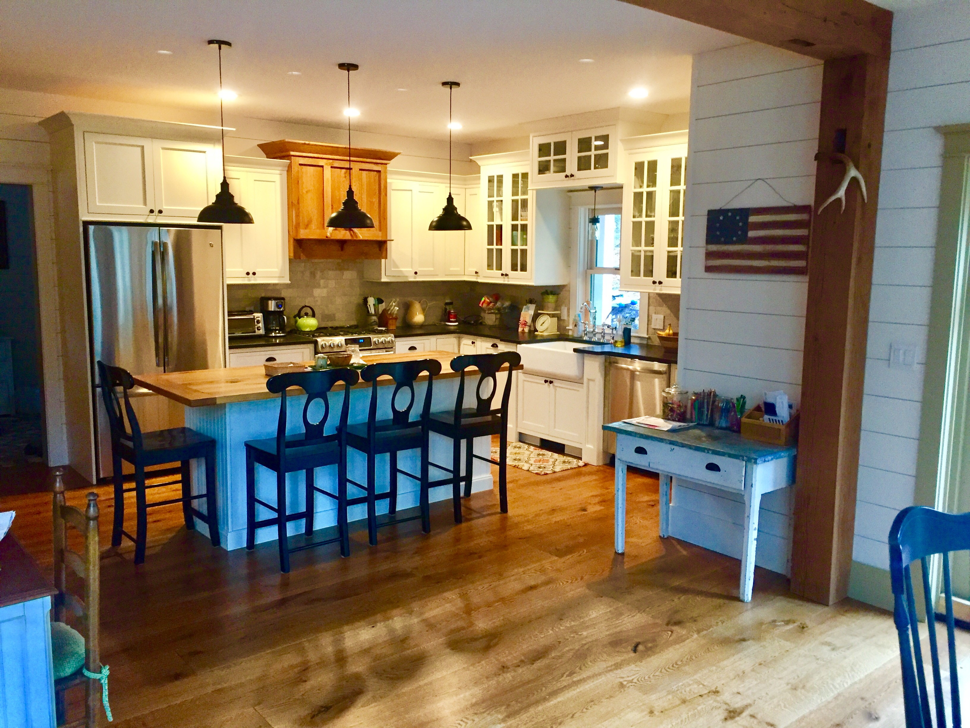 Vonderosa White Oak Wide Plank Flooring, NH