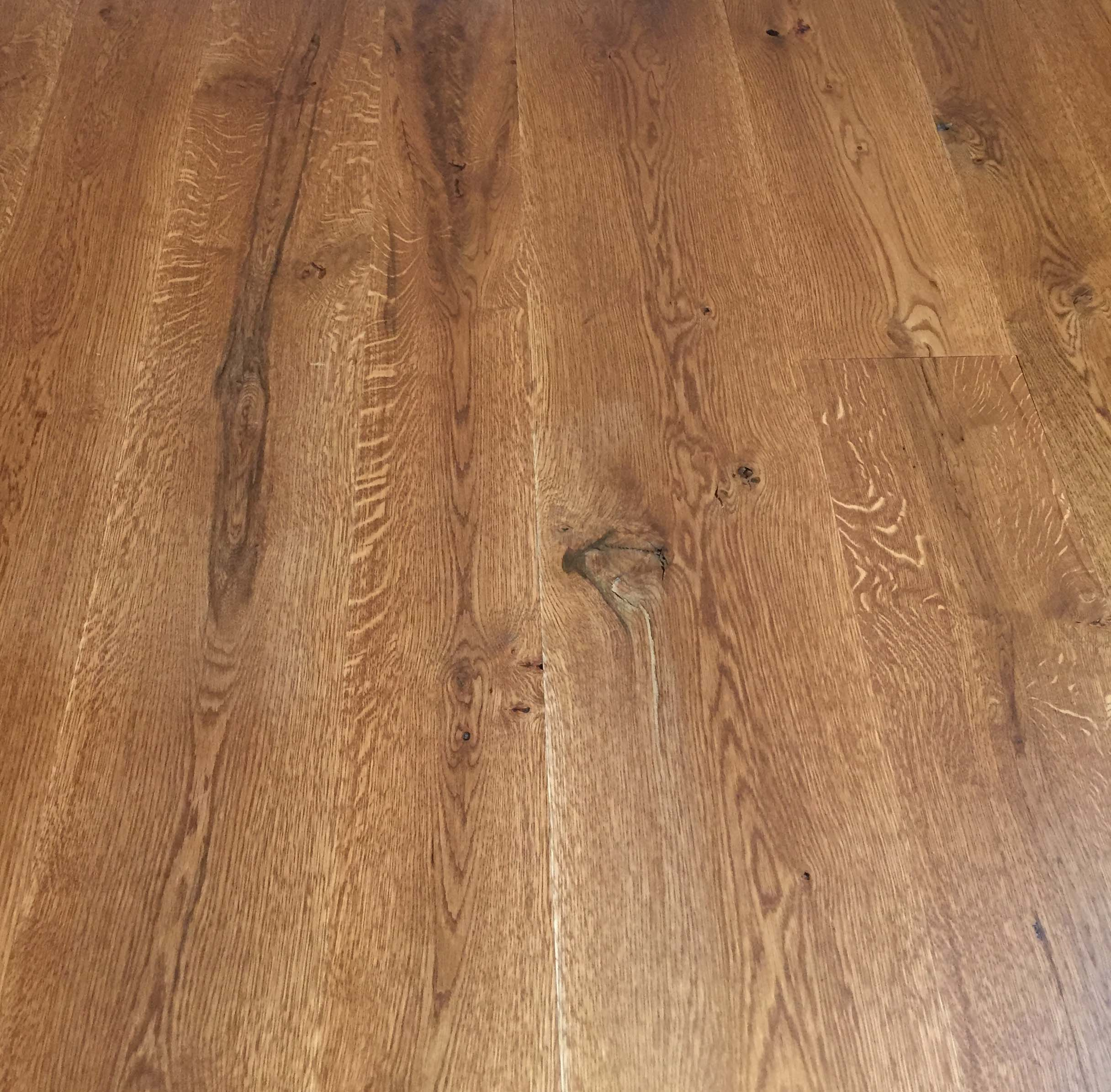 White Oak Vonderosa Wide Plank Flooring Nh Vt Maine