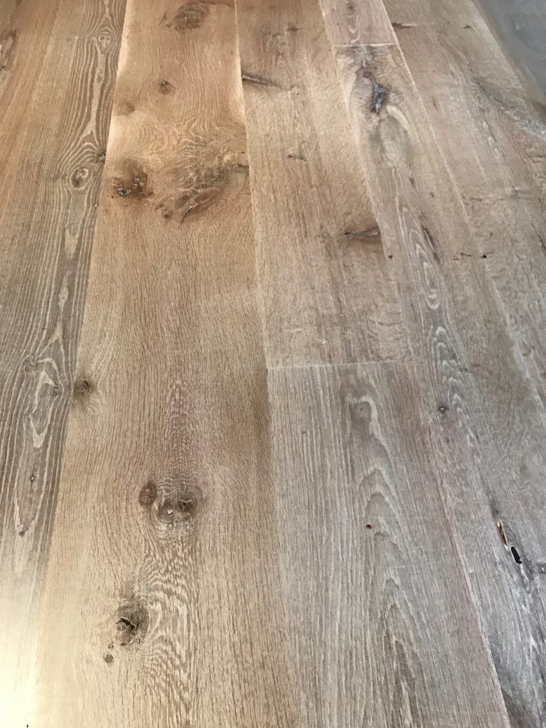 White Wash, Wide Plank Flooring, NH, Vonderosa